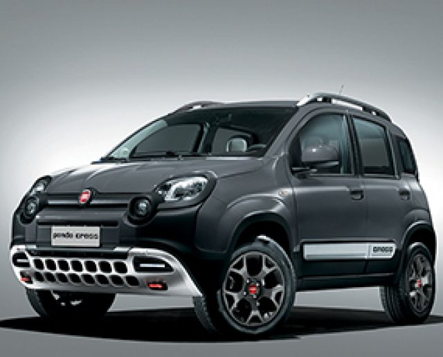fiat panda 1 3 mjt 95cv s s 4x4 cross noleggio lungo termine auto. Black Bedroom Furniture Sets. Home Design Ideas